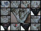 Victoria's secret panty bikini Bridal Bride Wedding Honeymoon Just Married