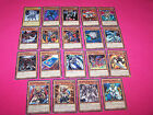 YU GI OH BATTLE PACK 2 WAR OF THE GIANTS RARE SET 1 MONSTER CARDS BP02 NEW