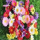 50 PCS! The sunflower the Daisy simulation flower silk flower head flower wholes
