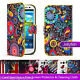 NEW PU LEATHER WALLET CASE COVER FOR SAMSUNG GALAXY S3 I9300 SCREEN PROTECTOR günstig