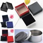 5 style Pick Soft Sponge Watch Gift Present Box Jewelry Storage Display Case DIY