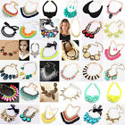 Hot Selling New Mode Mixte Style Bib Necklace 46 Style