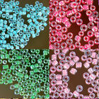Wholesale 110g(1600pcs) 2.8x4mm Czech Glass Seed Spacer beads Jewelry Making DIY