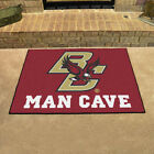 """Choose Your NCAA College A-M Team 34"""" x 45"""" Man Cave All-Star Area Rug Floor Mat"""