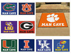 "Choose Your NCAA College A-M Team 34"" x 45"" Man Cave All-Star Area Rug Floor Mat"