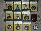 Free Mason Pocket Watch Square Compass Eagle Shrine Past Master Eastern Star NEW