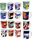 OFFICIAL FOOTBALL CLUB - CERAMIC BIG CREST MUG SOUVENIR - NEW GIFT XMAS