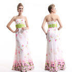 Ever Pretty Elegant Printed Chiffon Long Formal Evening Prom Maxi Dress 09630