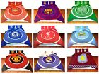 OFFICAL FOOTBALL CLUB TEAM - DOUBLE BED DUVET COVER & PILLOW SET - GIFT XMAS NEW