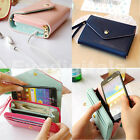 NEW LADIES CROWN PURSE CLUTCH & SMART WALLET POUCH CASE FOR IPHONE 4 4S & 5 S3 +