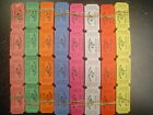 200 Good for One Drink Tickets Choose From 8 Colors Carnival Festival Supplies