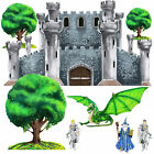 Castles and Fairytales Peel  and  Stick Wall Decals