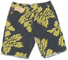 Polo Ralph Lauren Denim and Supply Faded Navy Island Floral Casual Slim Shorts
