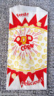 POPCORN Snack PAPER BAGS sack Containers for Treats/Parties/Home/Movie/Gifts NEW