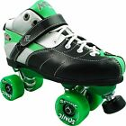 Green Sure Grip Rock Expression Outdoor Skates With Sonic Wheels Men Size 4-13