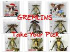 Gremlins Neca Action Figure Lots to Choose Take Your Pick Santa Gizmo Mogwai New