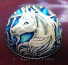 glass dragon paperweight