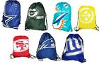 OFFICAL NFL - CHOOSE TEAM - BIG LOGO GYM BAG DRAWSTRING SWIM PE SCHOOL GIFT XMAS