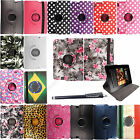 For Amazon Kindle Fire HD 7 Inch (2012) PU Leather 360° Rotating Cover + Stylus