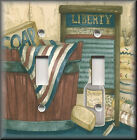 Light Switch Plate Cover - Laundry Supplies - Country Laundry Room Home Decor
