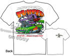 Rat Fink T Shirt Mopar Pumped 70 Hemi Cuda 1970 Ed Roth Tee Sz M L XL 2XL 3XL $21.99 USD on eBay
