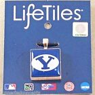 College Lifetiles Women's Wood Necklace Pendant *SEE UNIVERSITY SELECTION* NEW!
