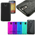 For Samsung Galaxy Note 3 III TPU Wrap Up Case w/ Built in Screen Protector