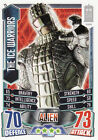Doctor Who Alien Attax 50th Trading Cards Pick From List 25 To 82