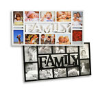 "Bilderrahmen  Family ""Antik,, Couple, Herz etc"" Fotorahmen Fotogalerie Collage"