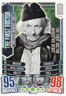 Doctor Who Alien Attax 50th Trading Cards Pick From List Timeless Moment TM 1-50