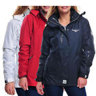 Geographical Norway 2in1 Cool-S Damen Regen Jacke Outdoor Fleece Jacke