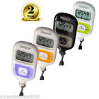 Omron HJ203 Walking Style III Light Weight Step Counter Pedometer - Brand New