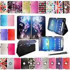 "PU Leather Case Cover For Samsung Galaxy Tab 3 8.0"" Inch T310/T311/T315 + Stylus"