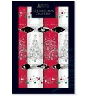 """12x12"""" Family Christmas Crackers-Choice of 3 Tradtional or Contemporary Designs"""
