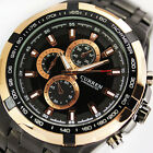 HOT SELL! HOURS LUXURY SPORT MEN FASHION STEEL WATERPROOF WRIST WATCH, M23