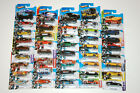 Hot Wheels DIECASTS Ferrari Lamborghini Subaru BMW Honda Kool Kombi Chevy & more