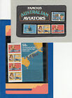 Stamps Australia 1978 Aviators set of 4 & m/s in 2 x official post office pack
