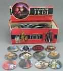 Star Wars Return of the Jedi Vintage Original 1983 Pin Badges Take Your Pick