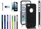 PC shockproof dirt dust proof hard matte cover case for Iphone 5/5s +