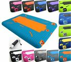 FOR APPLE IPAD MINI/2 w/ RETINA DISPLAY RUGGED ARMOR IMPACT CASE COVER+STYLUS