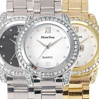 Alias Kim Spangle Crystal Jewelled Ladies Quartz Analog Bracelet Wrist Watch New