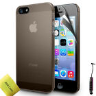 Ultra Thin Crystal Clear Hard Case Back Cover For Apple iPhone 4 4S