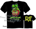 Ratfink T Shirts Big Daddy Clothing Ed Roth Signature Tee Automotive Shirts