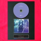 KATY B On a Mission Album Signed CD COVER MOUNTED A4 Reproduction Autograph (2)