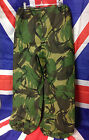 Genuine British Army DPM Camouflage MVP Goretex Waterproof Over trousers Grade1