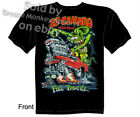 Ratfink T Shirts 1967 1968 1969 Camaro T Shirts Big Daddy Clothing Chevy Shirt