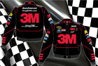 Greg Biffle Nascar Jacket Black Cotton Twill 3M Roush Fenway Racing