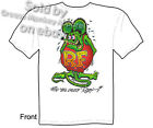 Ed Roth Rat Fink Big Daddy Clothing Rat Fink T Shirts Ed Roth T Shirts Signature