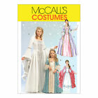 McCall's 5731 Sewing Pattern to MAKE Princess/Queen Costumes Adult & Child