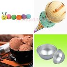 3 Sizes Bath Bomb 3D Half Ball Cake Pan Sphere Tins Sugarcraft Decorating Tools